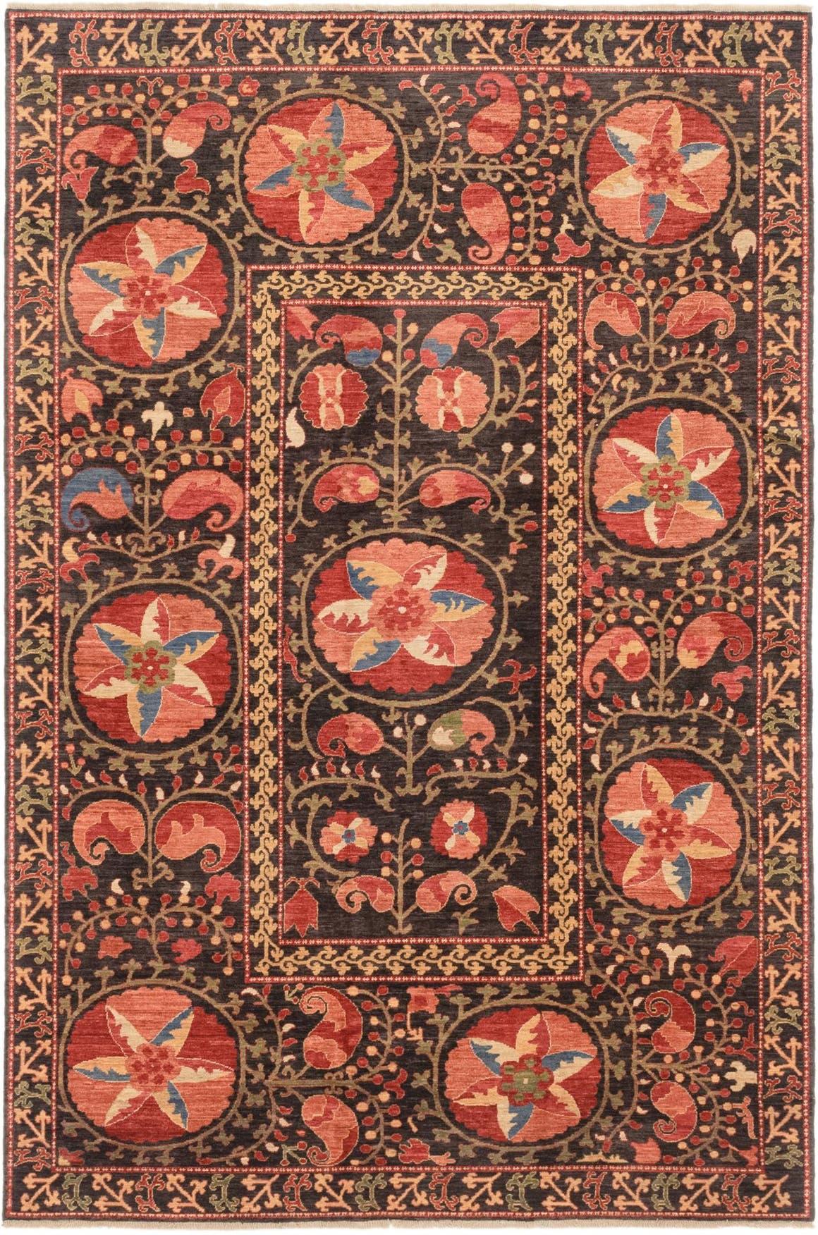 6' x 9' 2 Ariana Ziegler Oriental Rug main image