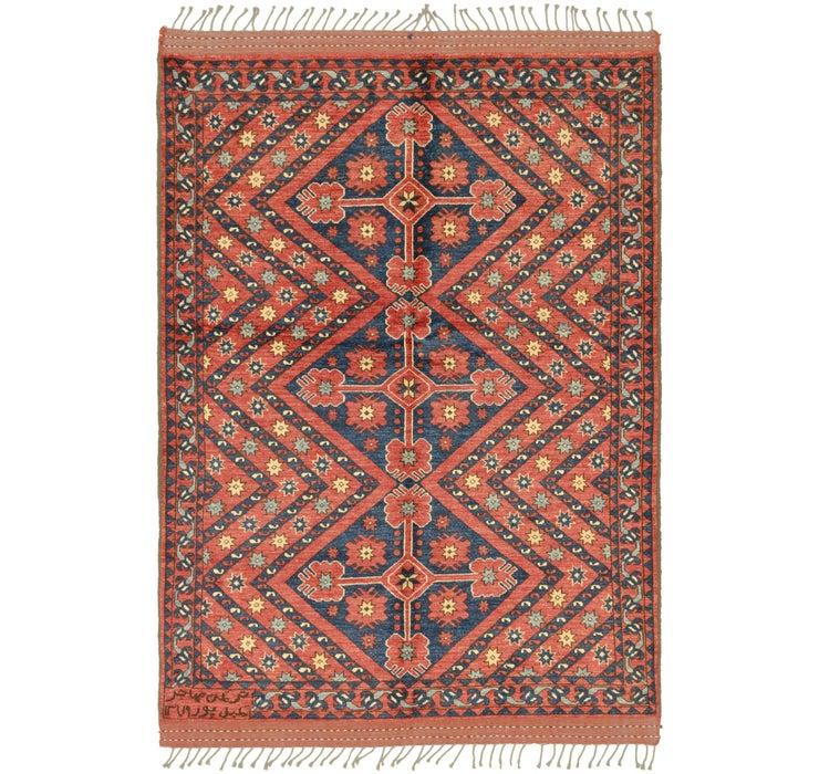 152cm x 213cm Afghan Ersari Rug