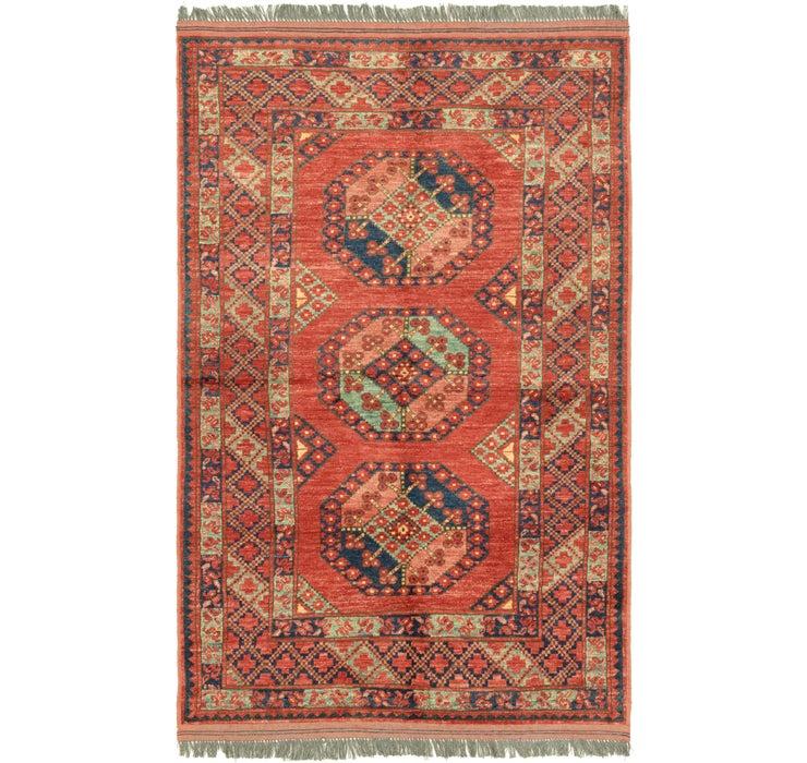 115cm x 185cm Afghan Ersari Rug