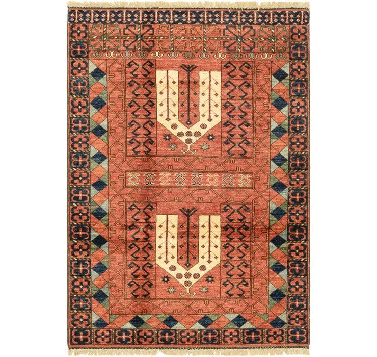 122cm x 180cm Afghan Ersari Rug