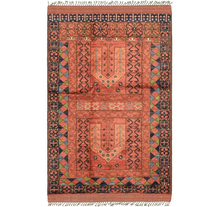 125cm x 200cm Afghan Ersari Rug