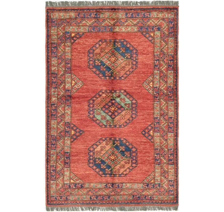 120cm x 178cm Afghan Ersari Rug