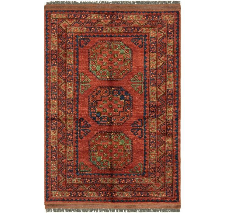 112cm x 170cm Afghan Ersari Rug