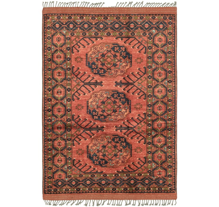 130cm x 190cm Afghan Mouri Rug