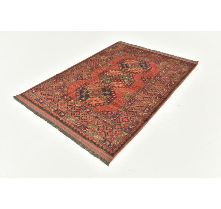 122cm x 170cm Afghan Ersari Rug