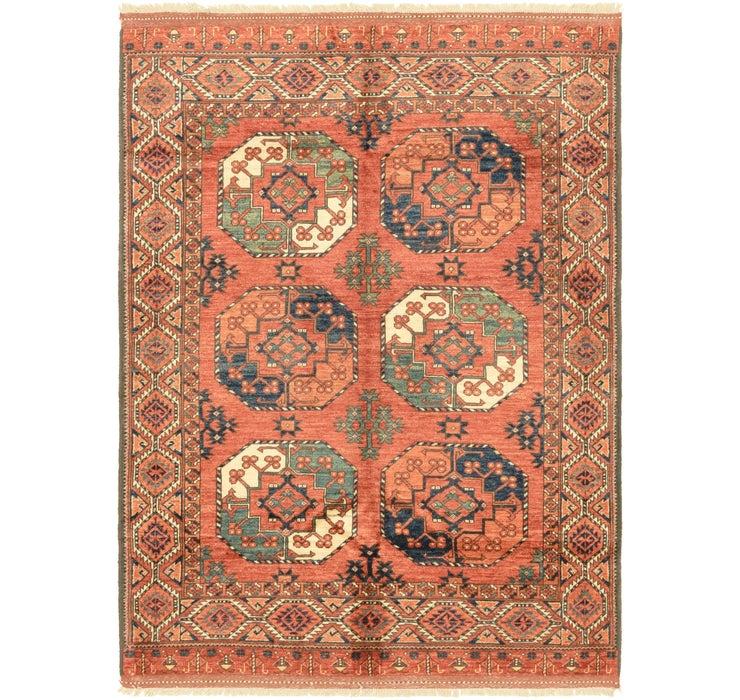 5' x 7' Afghan Ersari Rug