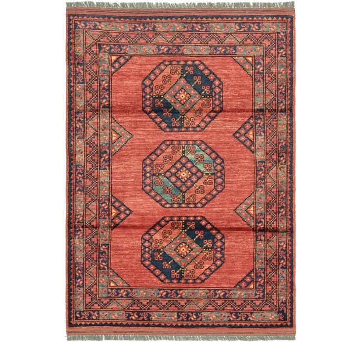 122cm x 175cm Afghan Ersari Rug