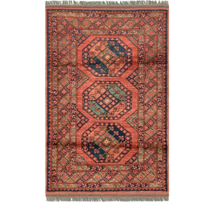 110cm x 178cm Afghan Ersari Rug