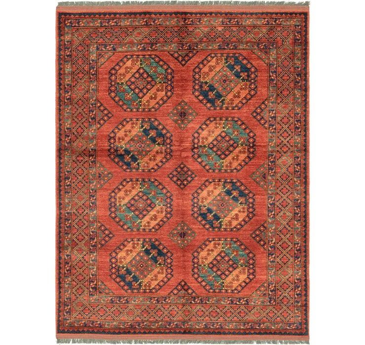 163cm x 215cm Afghan Ersari Rug