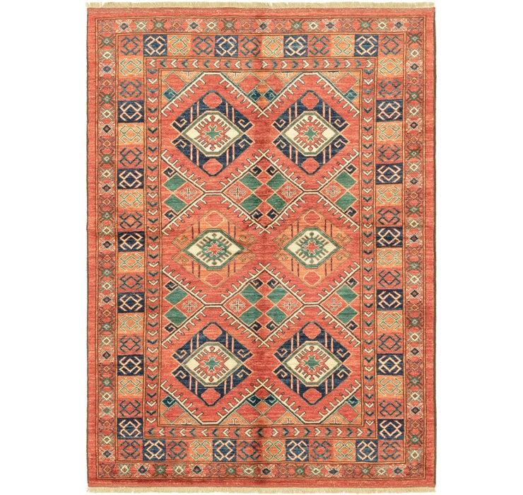 5' 2 x 7' 2 Afghan Ersari Rug