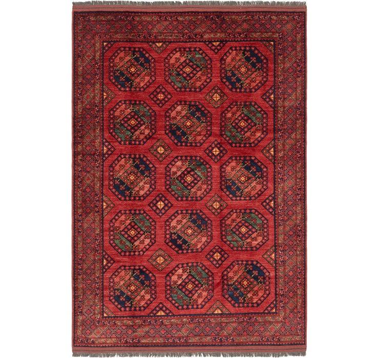 213cm x 315cm Afghan Ersari Rug