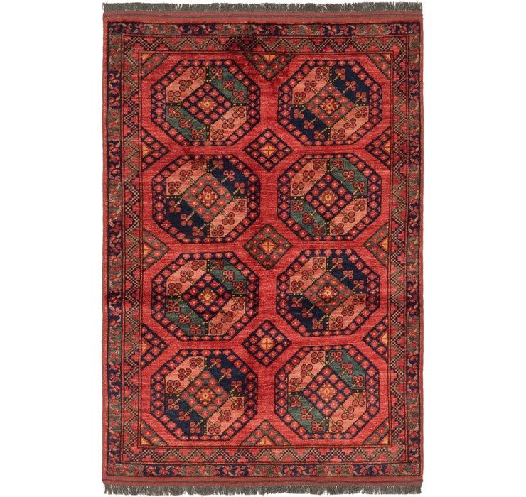 125cm x 188cm Afghan Ersari Rug