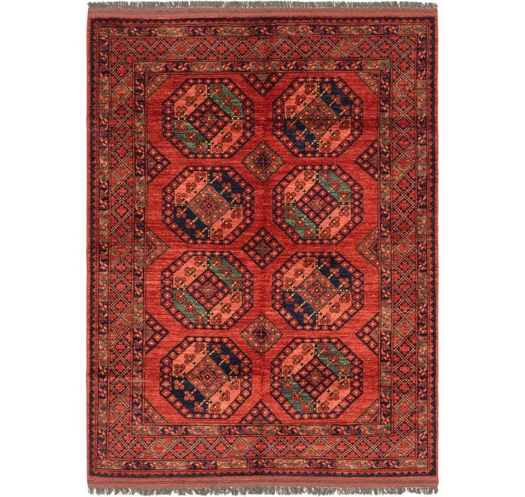 157cm x 218cm Afghan Ersari Rug
