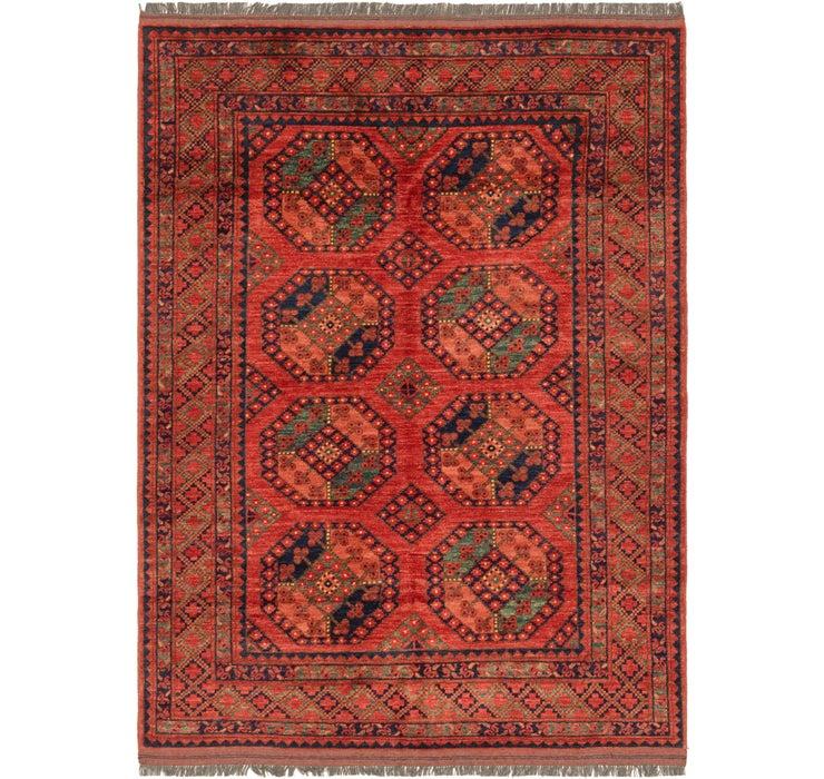 160cm x 220cm Afghan Ersari Rug