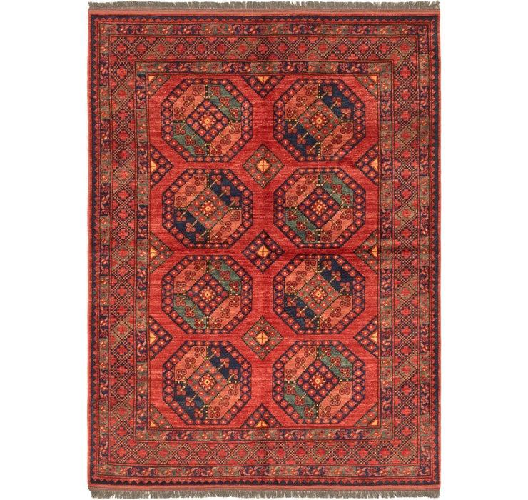 160cm x 225cm Afghan Ersari Rug