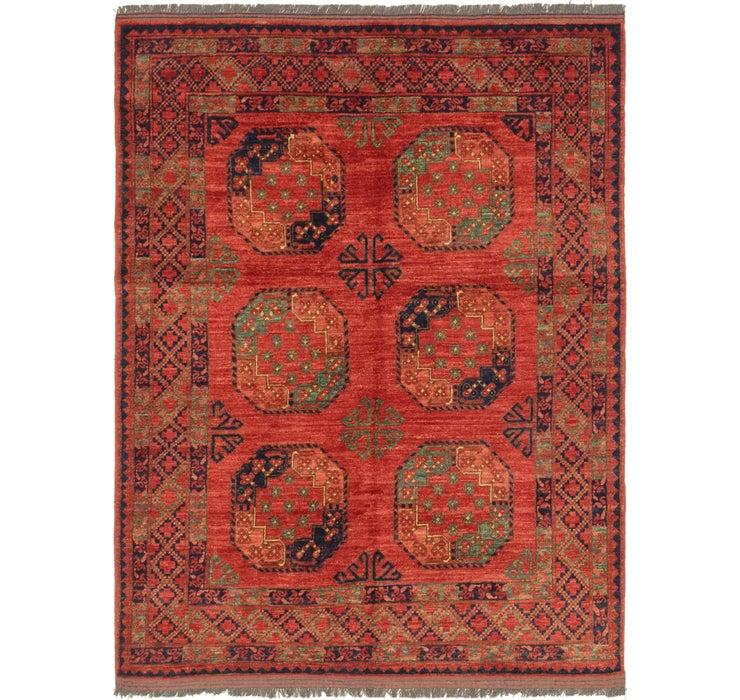 145cm x 193cm Afghan Ersari Rug