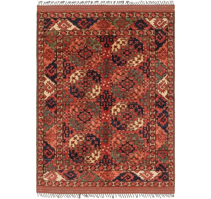 155cm x 218cm Afghan Ersari Rug