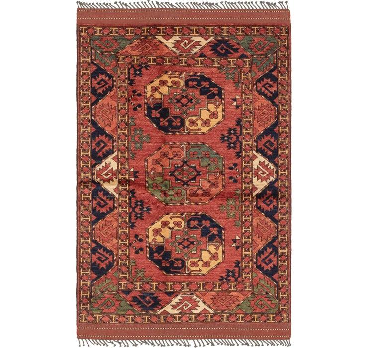 127cm x 200cm Afghan Ersari Rug