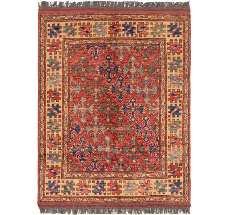 115cm x 155cm Afghan Ersari Rug