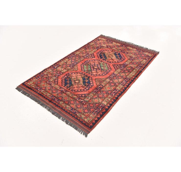 3' 8 x 5' 7 Afghan Ersari Rug