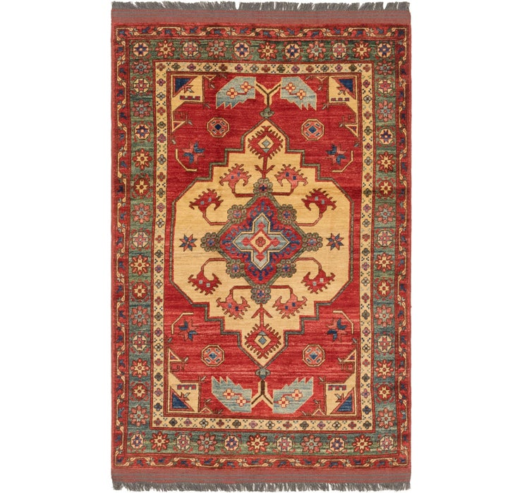 117cm x 193cm Afghan Ersari Rug
