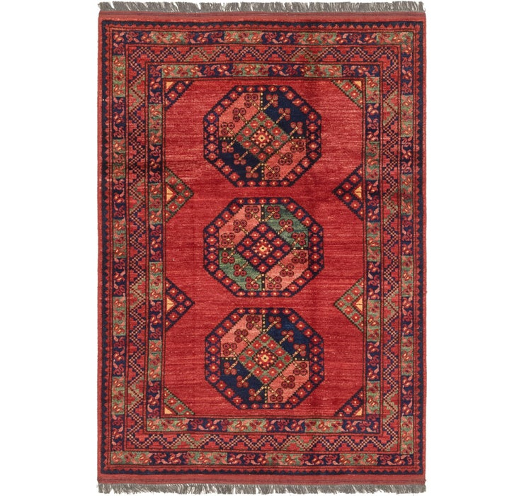 117cm x 173cm Afghan Ersari Rug