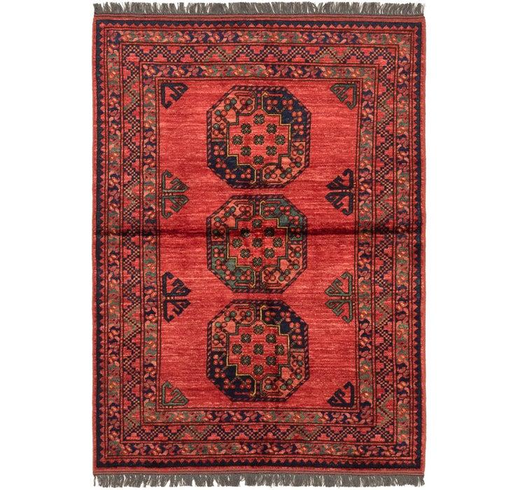 120cm x 173cm Afghan Ersari Rug