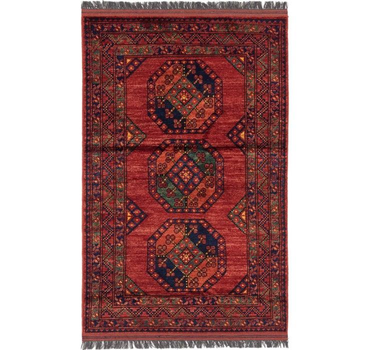112cm x 180cm Afghan Ersari Rug