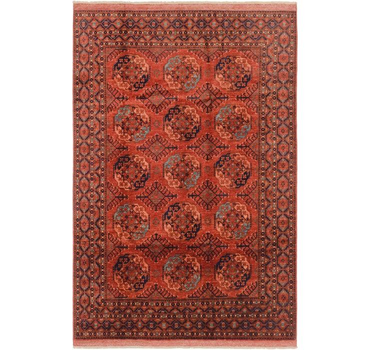 208cm x 315cm Afghan Ersari Rug