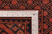 6' 7 x 10' 2 Afghan Ersari Rug thumbnail