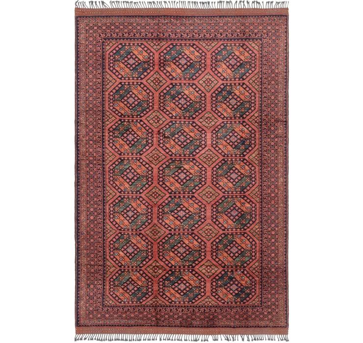 200cm x 310cm Afghan Ersari Rug