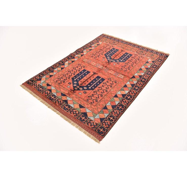 125cm x 175cm Afghan Ersari Rug