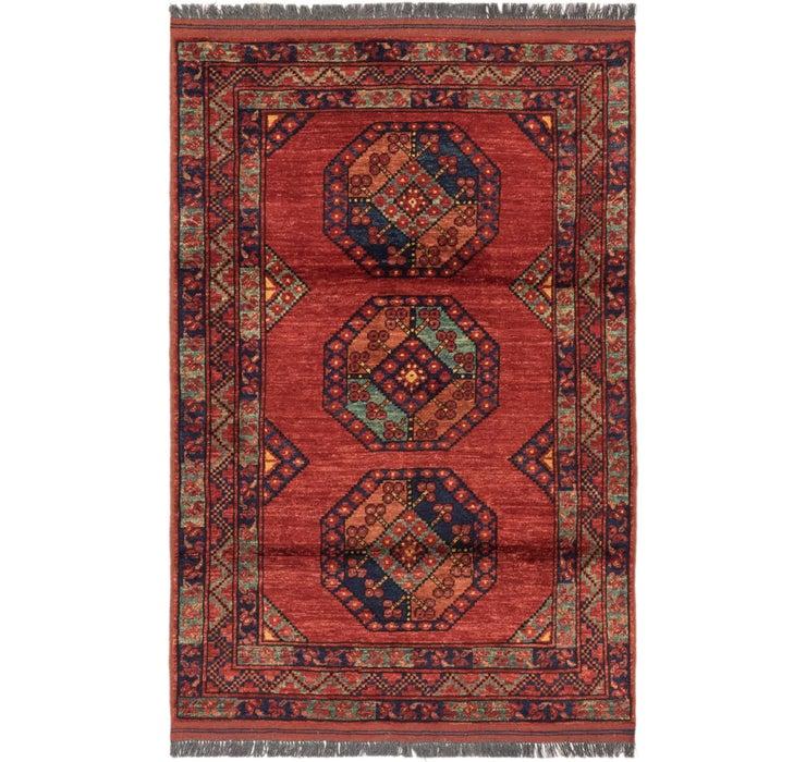 107cm x 168cm Afghan Ersari Rug