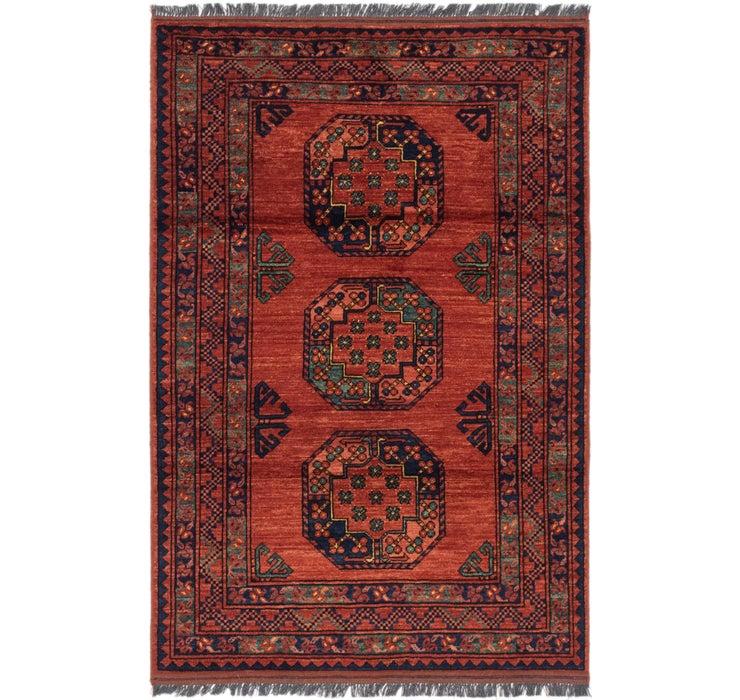 117cm x 178cm Afghan Ersari Rug