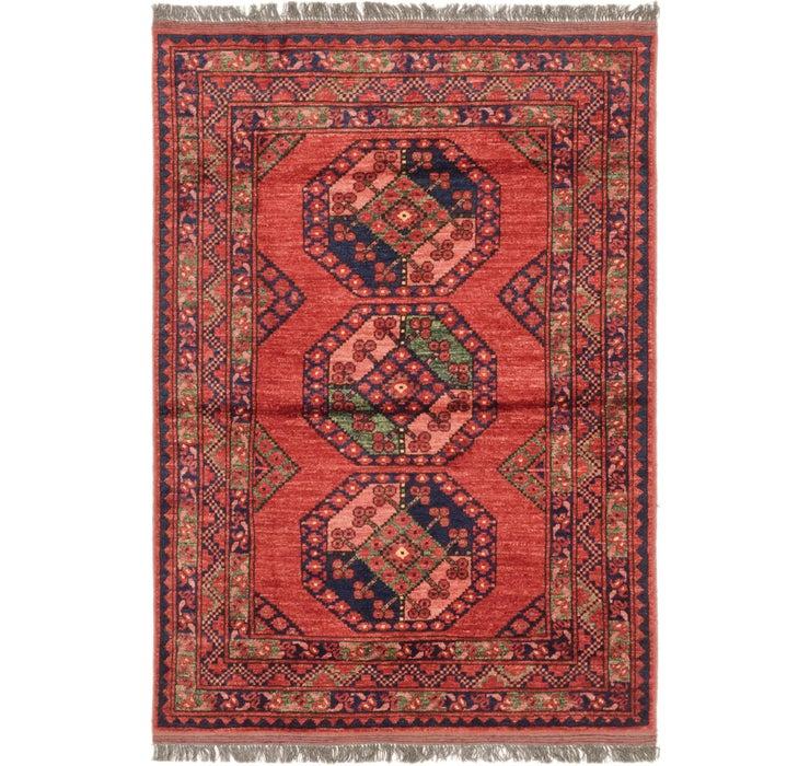 117cm x 168cm Afghan Ersari Rug