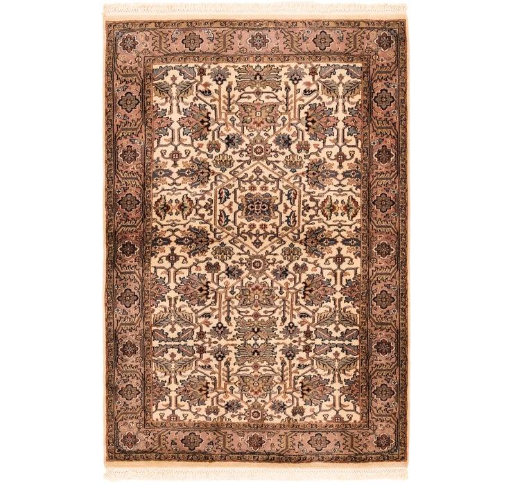 100cm x 152cm Jaipur Agra Rug