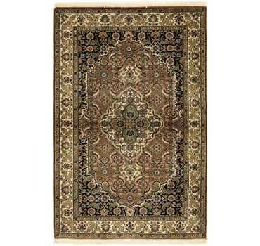 Image of 3' 3 x 5' 1 Jaipur Agra Rug
