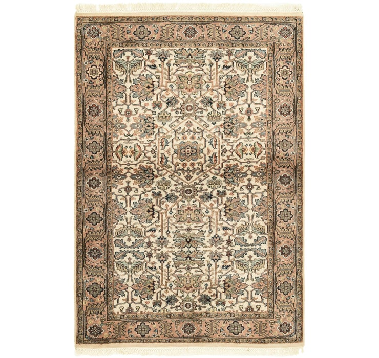 3' 3 x 5' 1 Sarough Rug