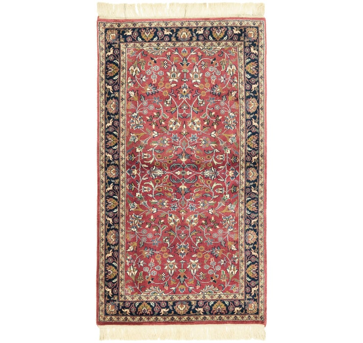 2' 10 x 5' 4 Sarough Rug