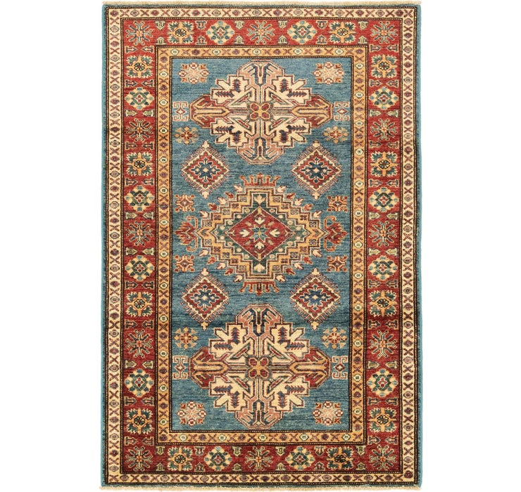 3' 5 x 5' 2 Kazak Oriental Rug