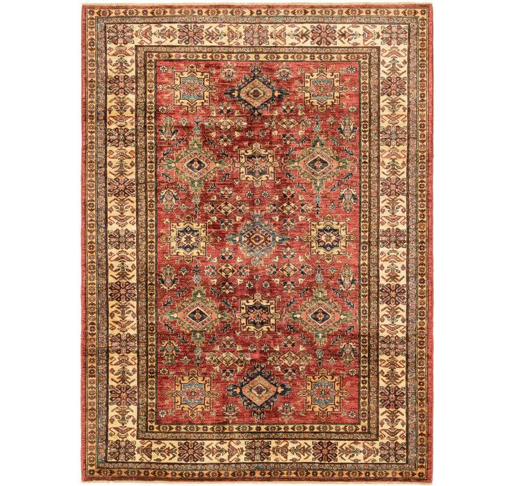 5' 9 x 7' 10 Kazak Oriental Rug