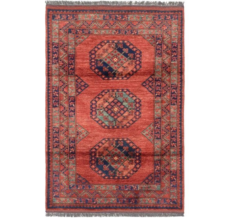115cm x 178cm Afghan Ersari Rug