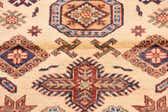 3' 4 x 4' 9 Kazak Oriental Rug thumbnail