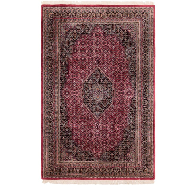 193cm x 305cm Sarough Oriental Rug