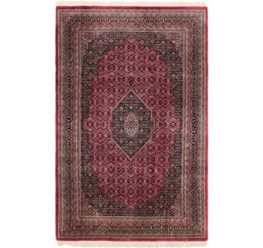 Image of 6' 4 x 10' Sarough Oriental Rug