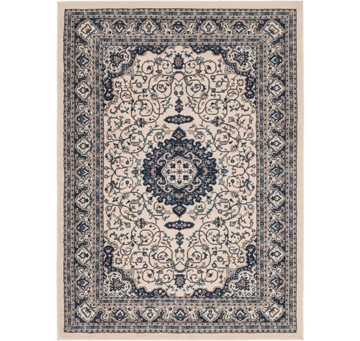 5' 3 x 7' 3 Mashad Design Rug