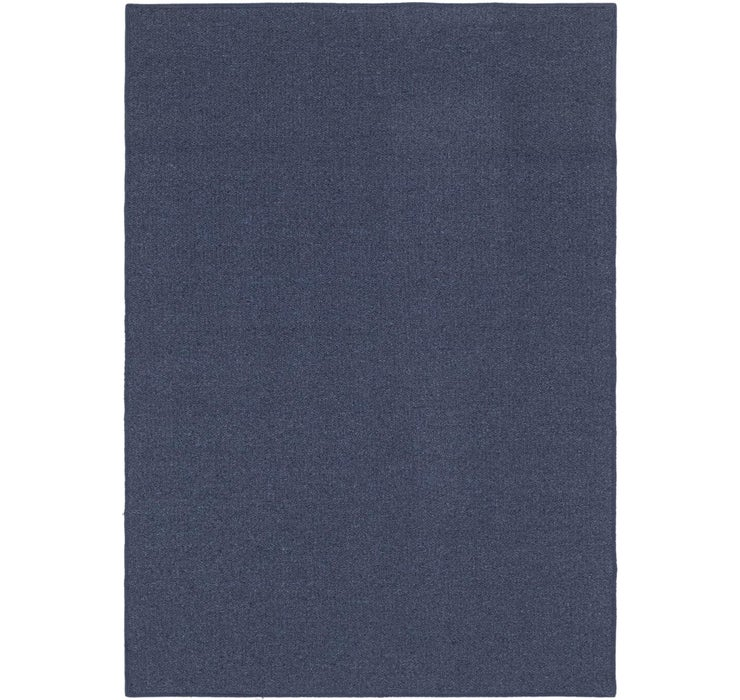5' x 7' Outdoor Solid Rug