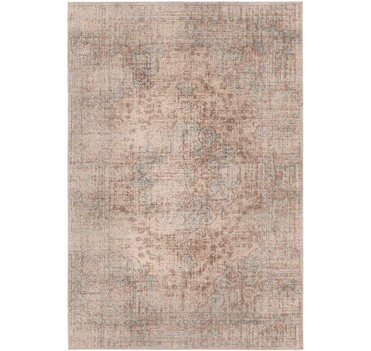 5' x 7' 6 Outdoor Traditional Rug