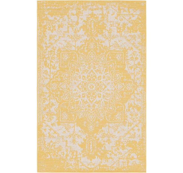 155cm x 245cm Outdoor Traditional Rug