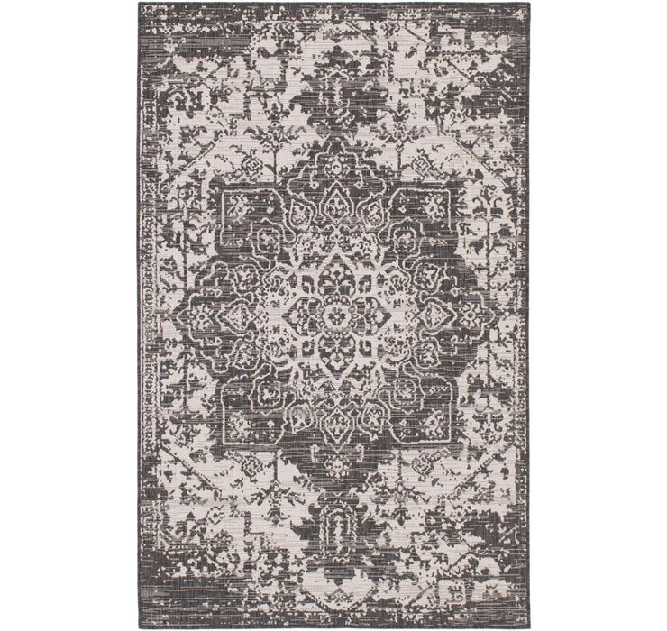 5' x 8' Outdoor Traditional Rug